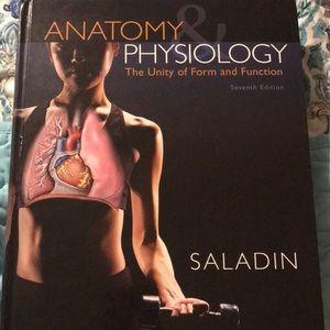 Anatomy Physiology text book